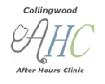 Collingwood after Hours Clinic Logo