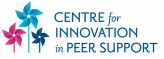 Centre for Innovation in Peer Support logo