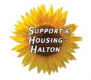 Support & Housing Halton logo